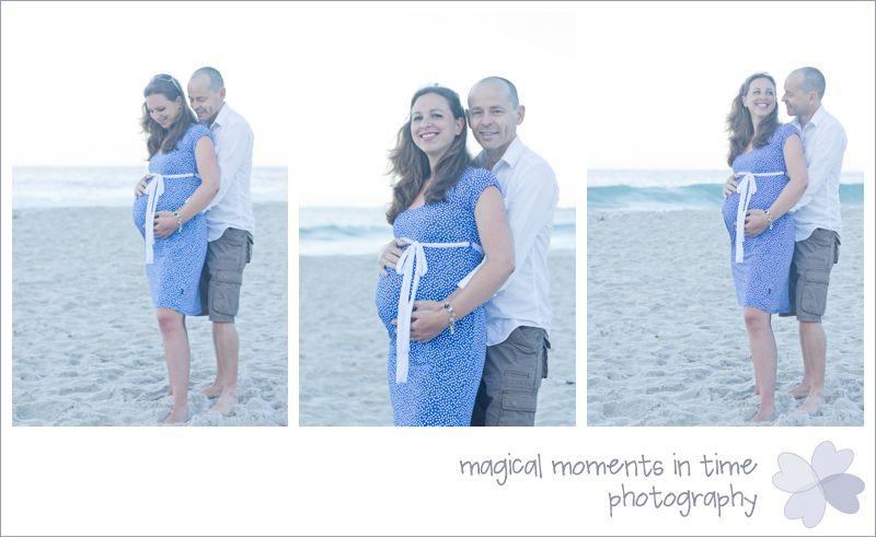 camps bay beach maternity photos