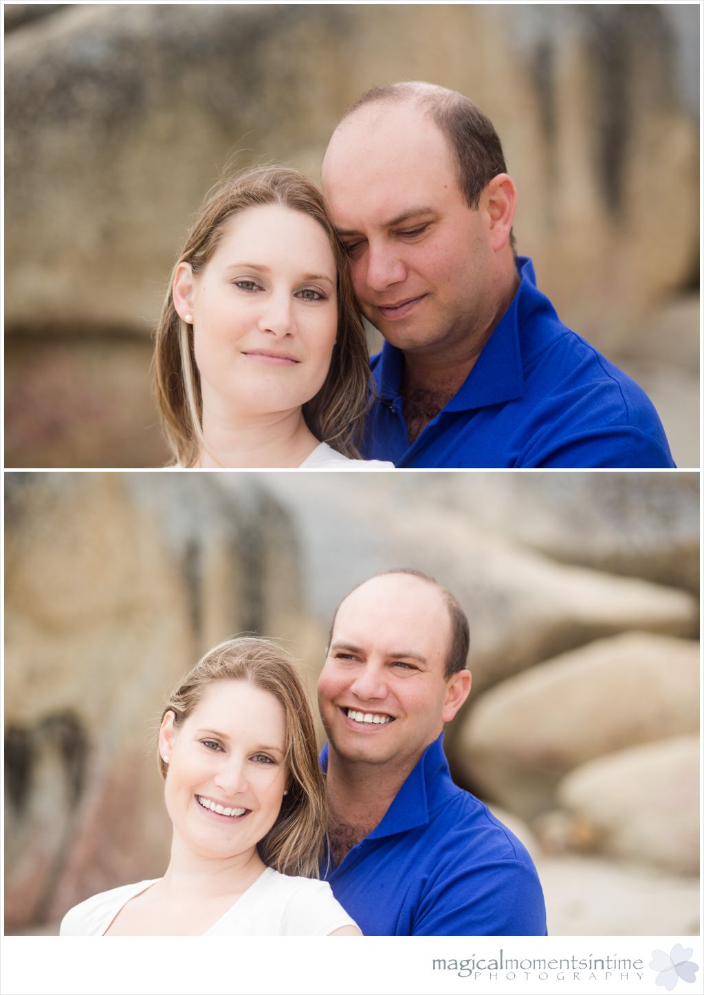 close up images of a couple on the beach