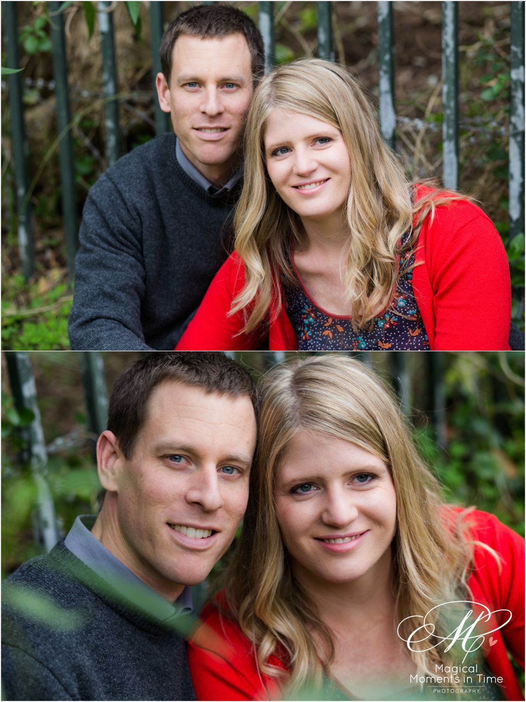 close up couple engagement portraits in the alphen greenbelt