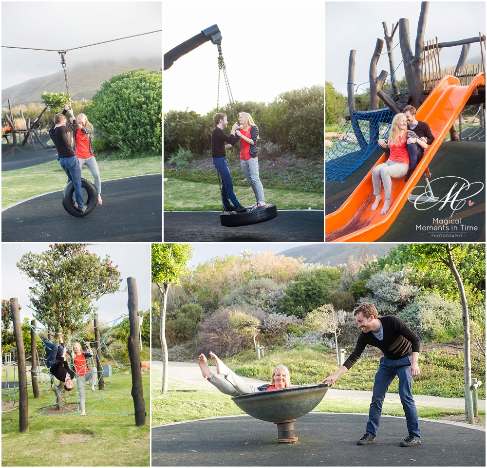 cape town engagement photography fun in the park