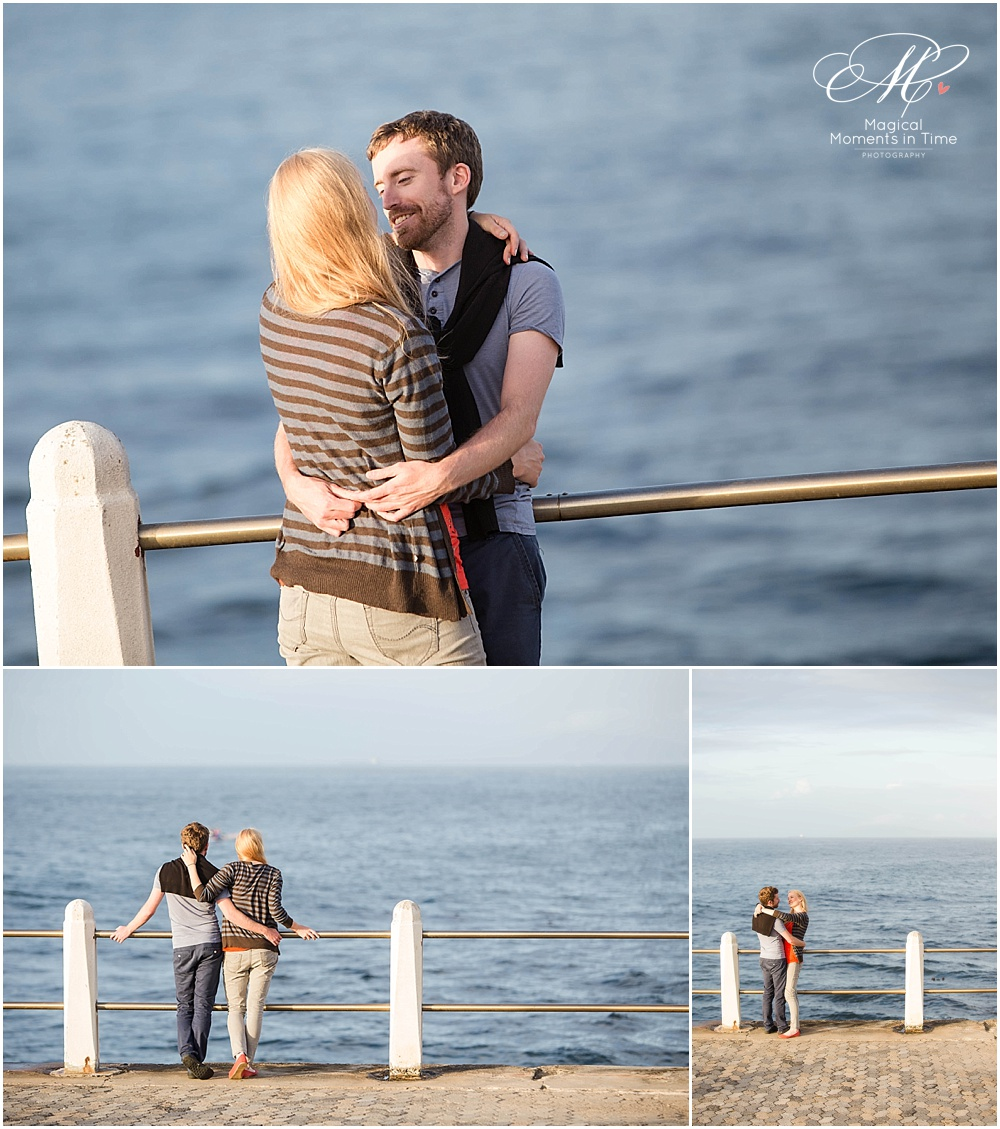 cape town engagement photography sea point promenade
