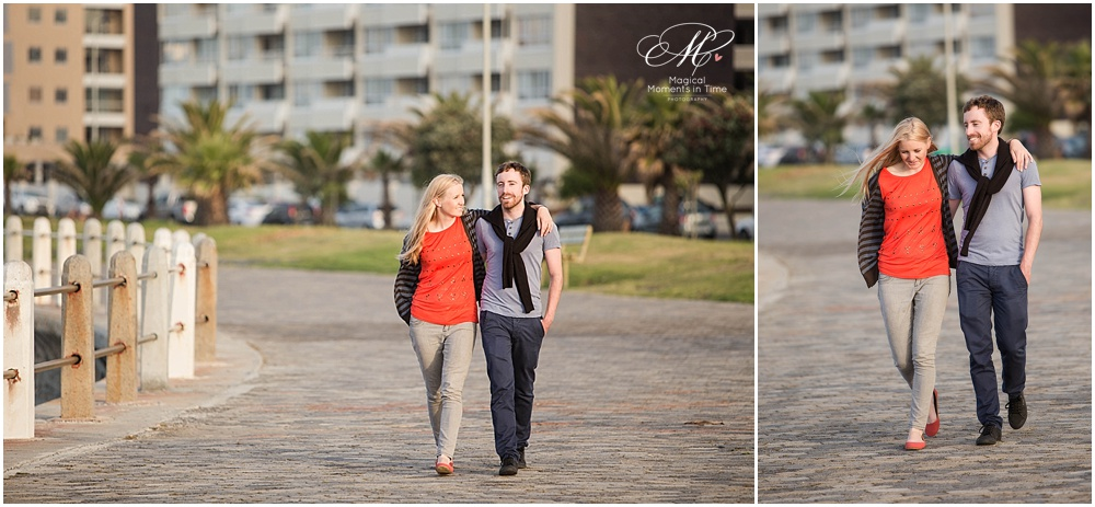 cape town engagement photography a walk along the promenade
