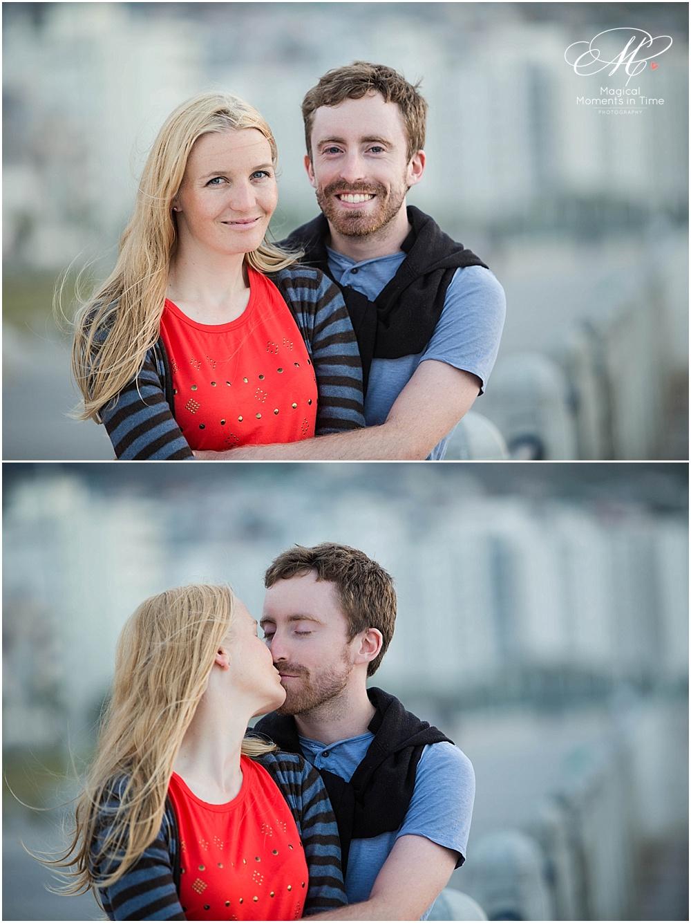 cape town engagement photography couple love