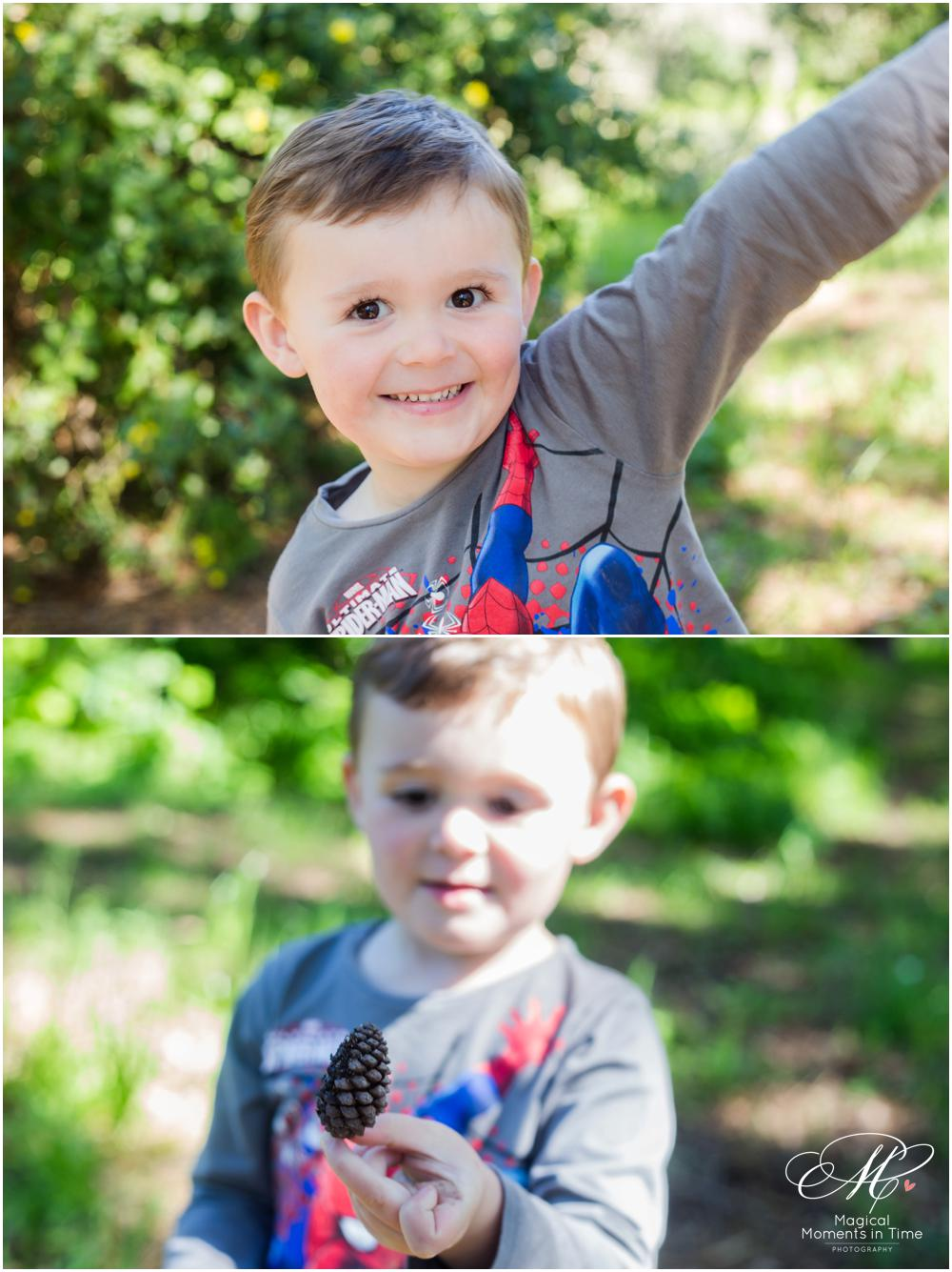 cape town child phtography big brother spiderman
