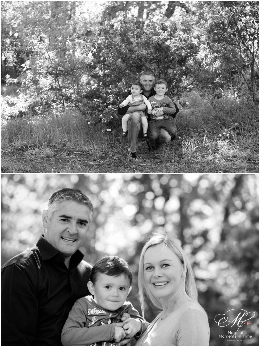 cape town family black and white photographs