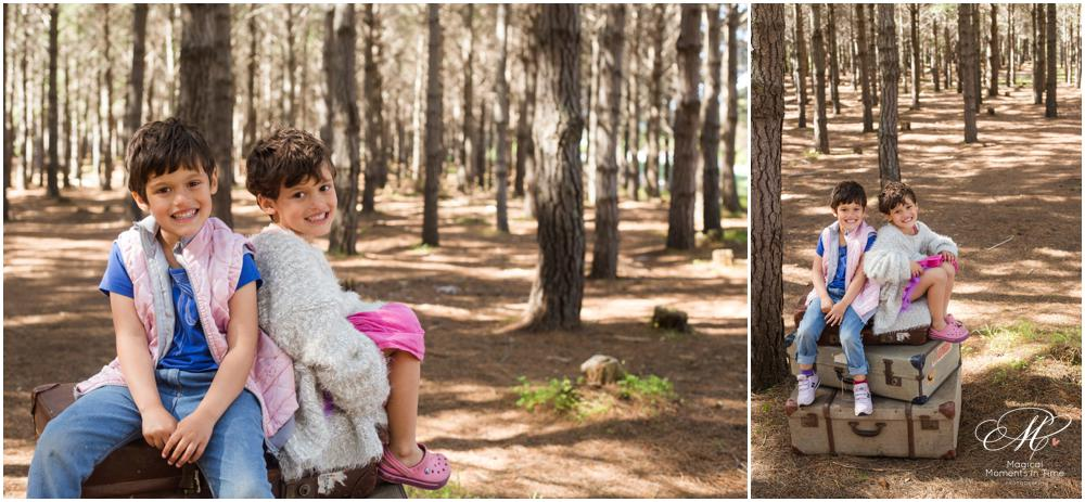 cape town family photography twin girls