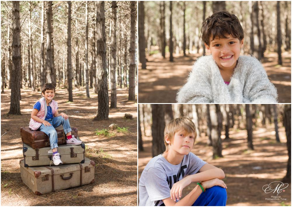 cape town family photographer siblings